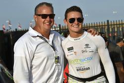 Gray Gaulding, BK Racing, Toyota Camry BK Racing and Dwayne Gaulding