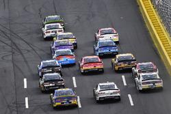 Austin Cindric, Team Penske, Ford Mustang Pirtek and Garrett Smithley, JD Motorsports, Chevrolet Camaro FAME / fame-usa.com