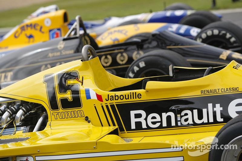 Renault Sport RS01