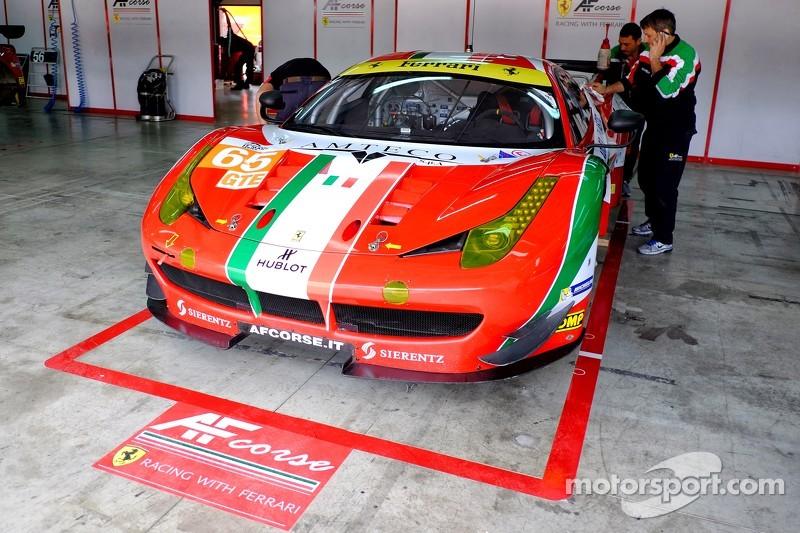 #65 AF Corse Ferrari F458 İtalya