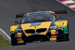 #0 BMW Sports Trophy Team Brasil BMW Z4: Sergio Jimenez, Caca Bueno