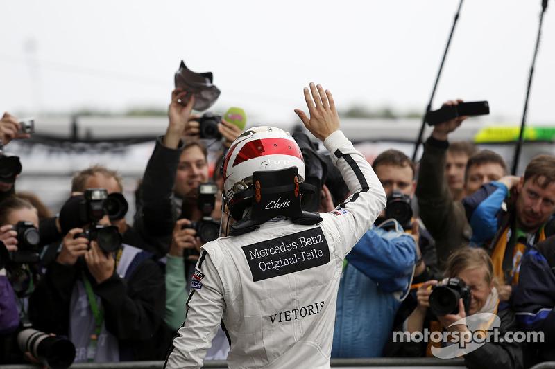 Vincitore Christian Vietoris, Mercedes AMG DTM-Team HWA DTM Mercedes AMG C-Coupe