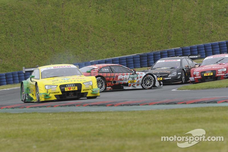 Edoardo Mortara, Audi Sport Takımı Abt, Audi RS 5 DTM,