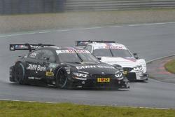 Bruno Spengler, BMW Team Schnitzer, BMW M4 DTM, and Martin Tomczyk, BMW Team Schnitzer, BMW M4 DTM,