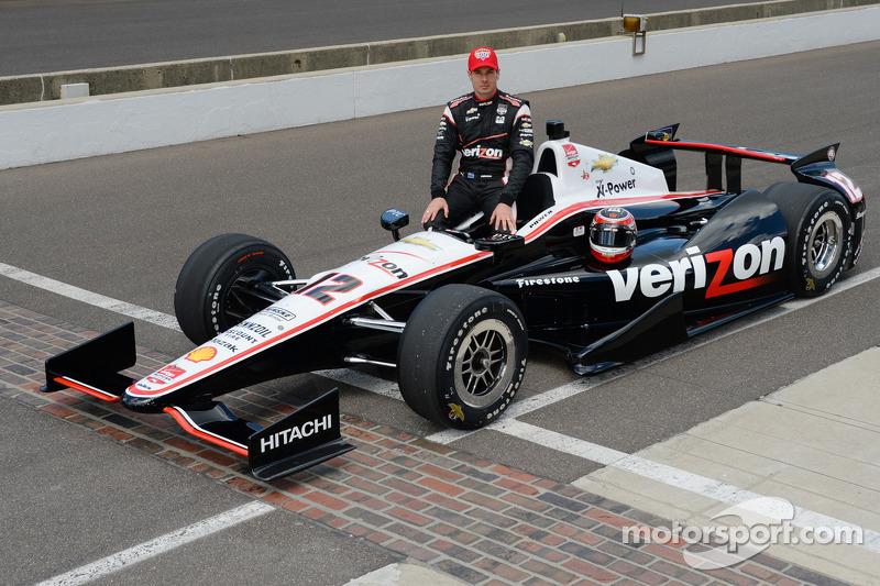 2014 - IndyCar: Will Power (Dallara-Chevrolet DW12)