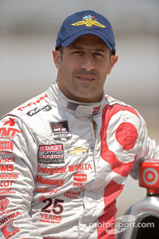Tony Kanaan, Target Chip Ganassi Racing Chevrolet