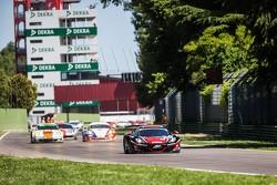 #98 ART Grand Prix 迈凯伦 GT3 MP4-12C: 凯文·科留斯, 格雷瓜尔·德穆斯捷, 扬·古戴