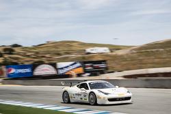 #17 Ferrari of Newport Beach Ferrari 458: Patrick Byrne