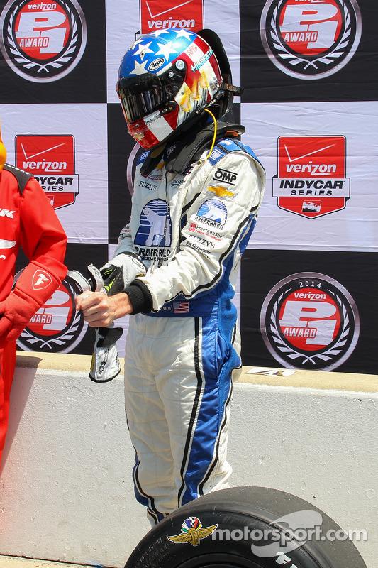 J.R. Hildebrand, Ed Carpenter Racing