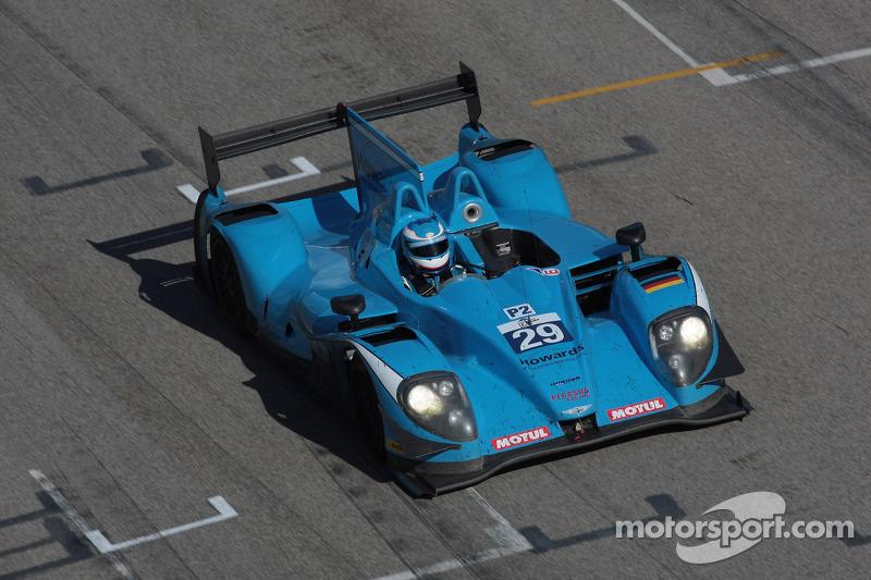 #29 Pegasus Racing Morgan Nissan: Julien Schell, Niki Leutwiller, Jonathan Coleman