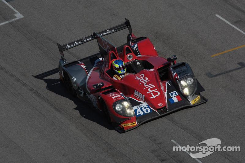 #46 Thiriet by TDS Racing 摩根 日产: 皮埃尔·蒂里耶, 路德维奇·巴代, 特里斯坦·戈蒙迪