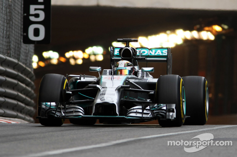 Lewis Hamilton, Mercedes F1 W05 (2014)