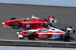 Gabby Chaves, Belardi Auto Racing and Zach Veach, Andretti Autosport