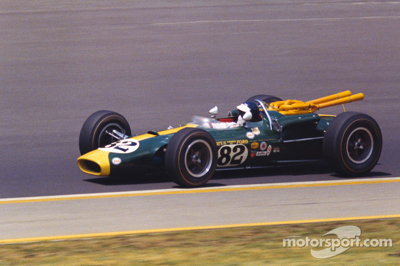 1965 - Jim Clark, Lotus/Ford