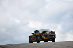 #35 Phoenix American Motorsports Mustang Boss 302 R: Preston Calvert, Andrew Aquilante, Kurt Rezzetano