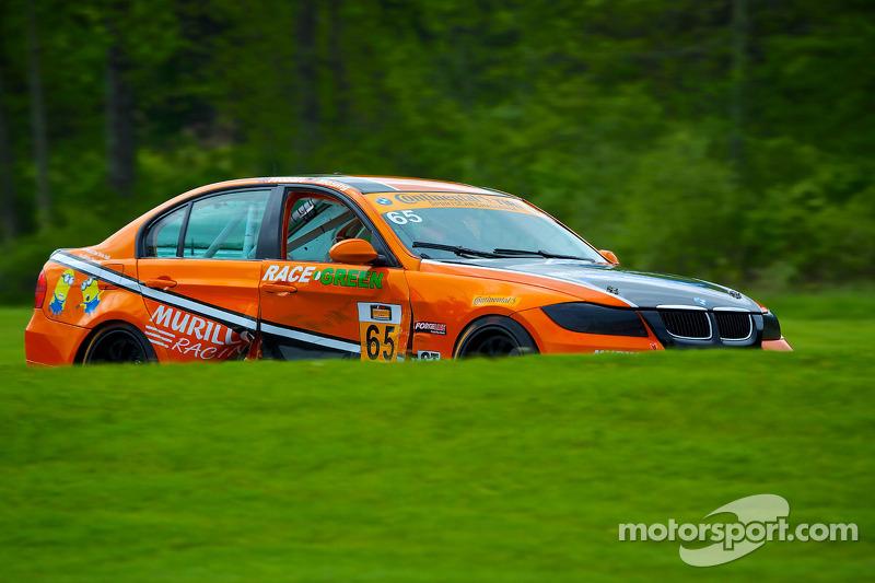 #65 Murillo Racing 宝马 328i: 蒂姆·普罗贝特, 布伦特·莫辛