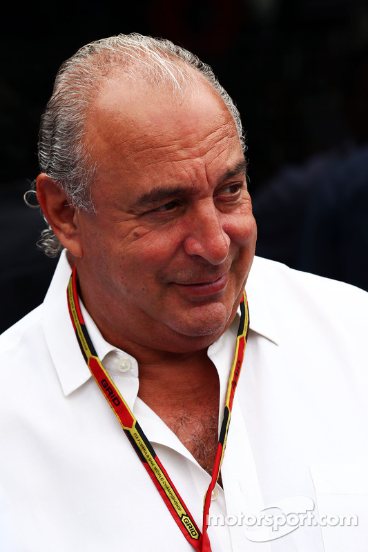 Sir Philip Green, AD Arcadia Group