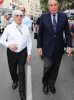 Startaufstellung: Bernie Ecclestone