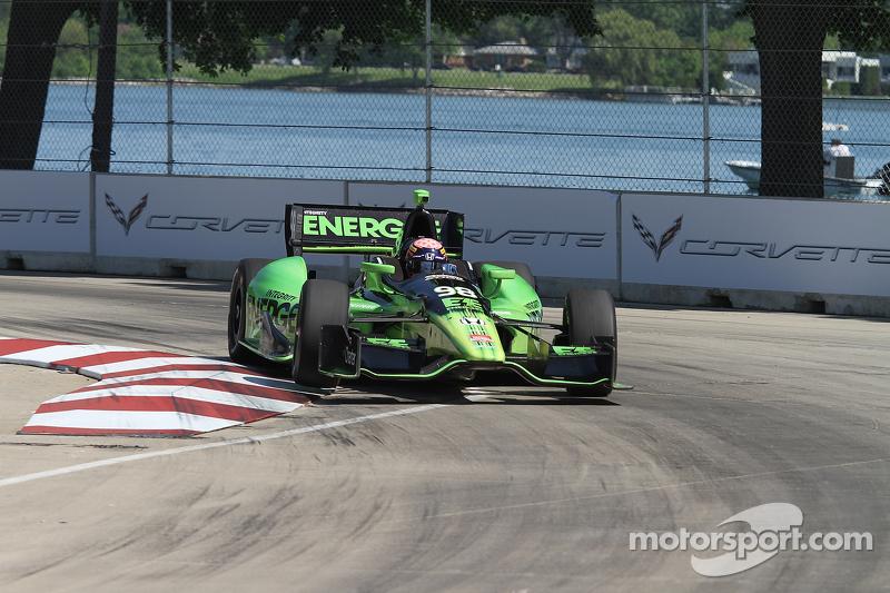 Jack Hawksworth, Bryan Herta Autosport con Curb Agajanian Honda