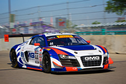 #44 Global Motorsports Group Audi R8 Ultra: Brent Holden
