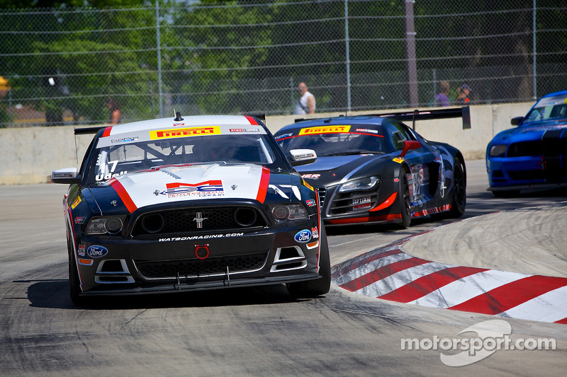 #17 Motorsports Development Group Ford Mustang Boss 302R: Alec Udell