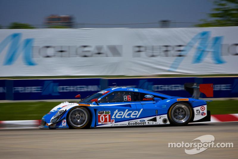 #01 Chip Ganassi Racing Ford EcoBoost/Riley: Scott Pruett e Memo Rojas
