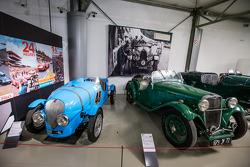 Simca Gordini Cinq - Le Mans 1939 and Singer Nine 1935