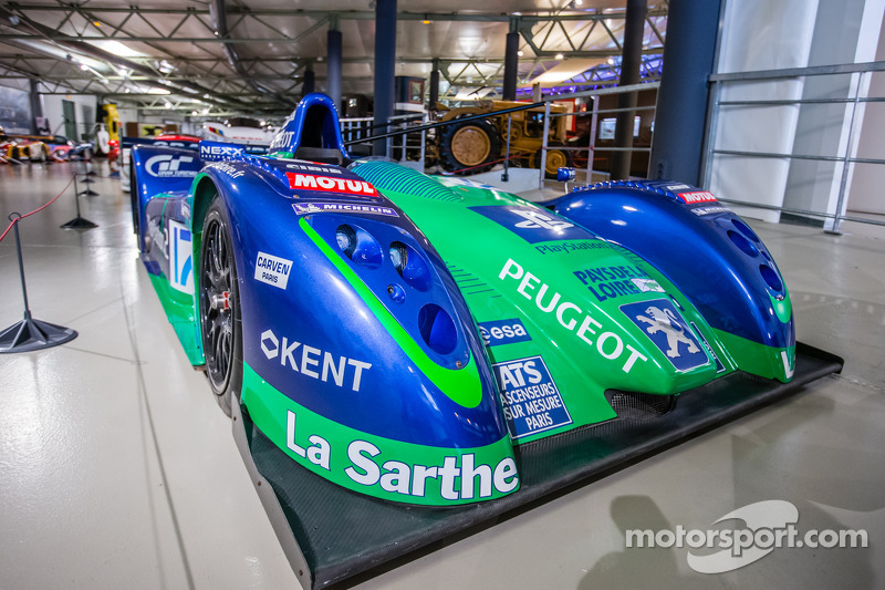 Courage Pescarolo C60 Peugeot 2003