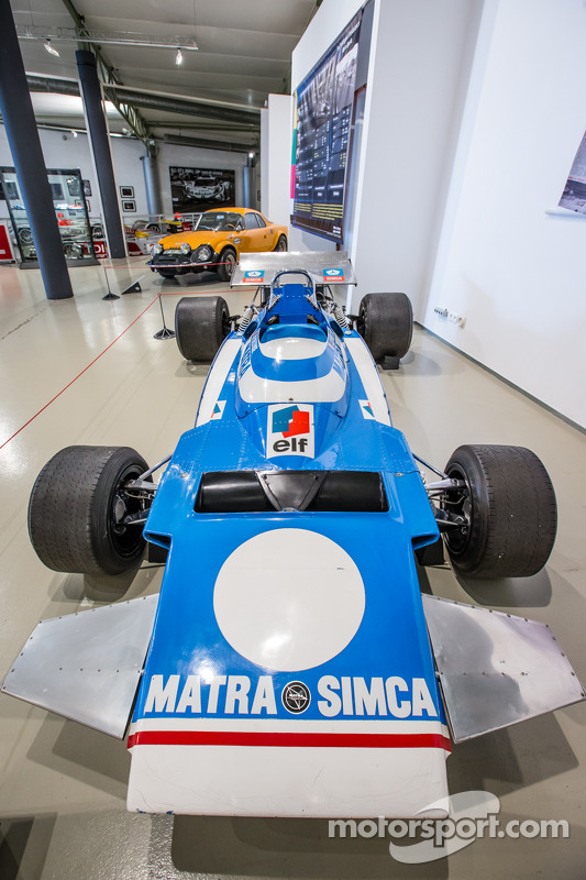Matra Simca MS 120 Formula One 1970