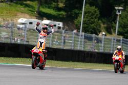 Ganador de carrera Marc Márquez, Repsol Honda Team