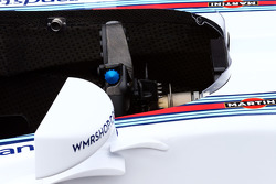 Williams FW36 direksiyon