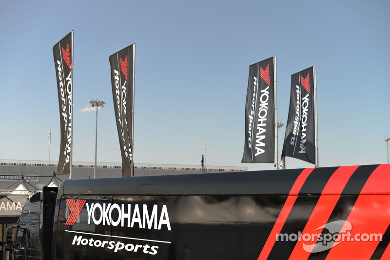 Yokohama caminhão