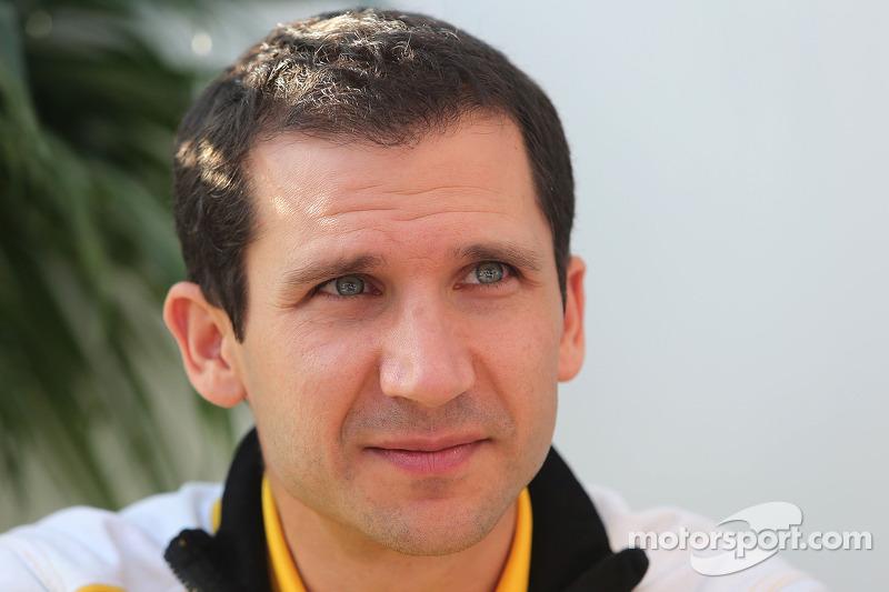 Remi Taffin, Renault Sport F1 Chefe de operações de pista  06