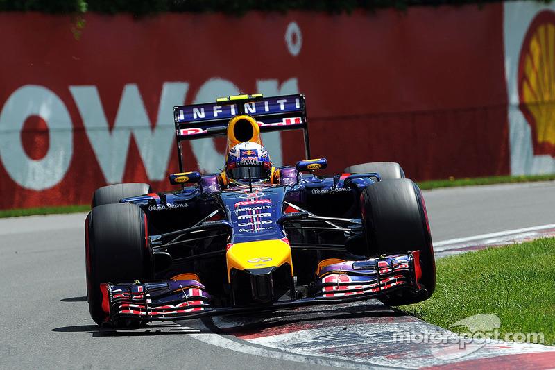 2014 - Daniel Ricciardo, Red Bull