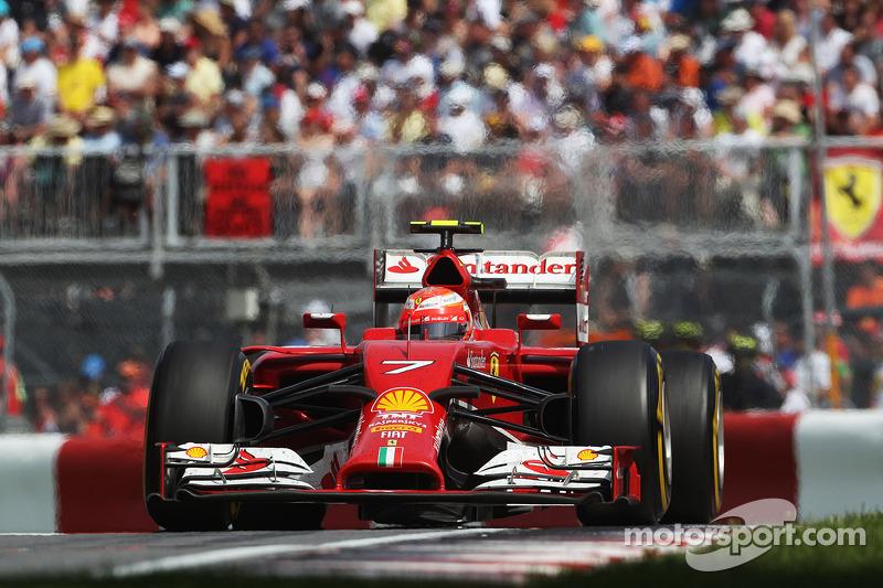 Кімі Райкконен, Ferrari F14 T