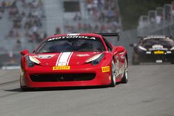 #54 Ferrari du Central Florida: Michael Luzich