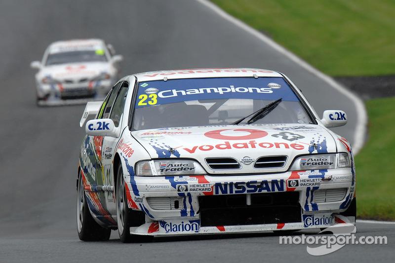 Derek Palmer, Ex Laurent Aiello 1999 Championship Winning BTCC Nissan Primera ST