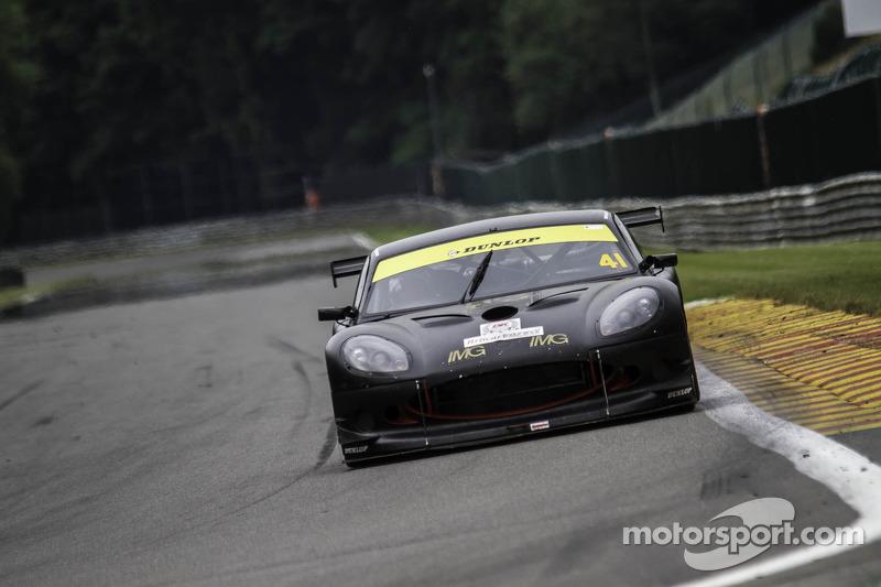 #41 Intersport Racing Ginetta G50: Andrew Donaldson, Jeremy Cottingham