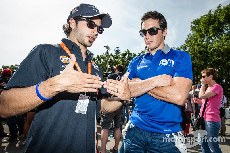 Fernando Rees and Federico Leo
