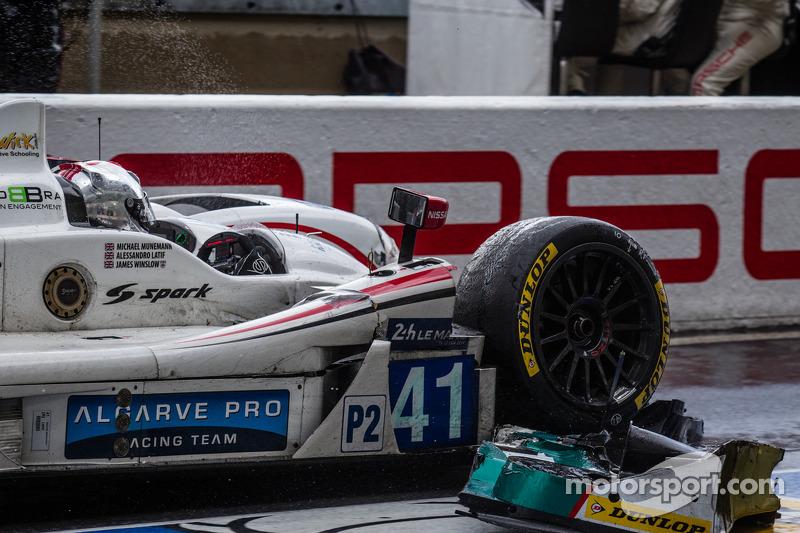 #41 Greaves Motorsport Zytek Z11SN - Nissan: Rudolf Nunemann, Alessandro Latif, James Winslow nos pi