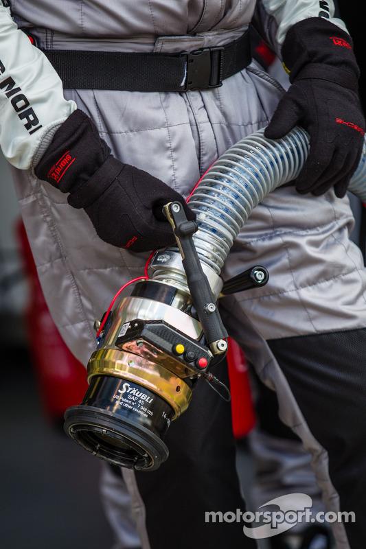 Porsche Team mangueira de combustível