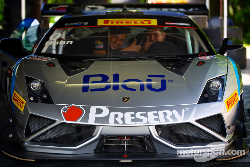 #0 Reiter Engineering Lamborghini Gallardo FL2