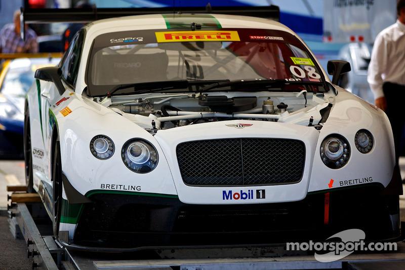 #08 Dyson Racing Team Bentley Bentley V8 T