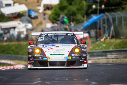 #11 Wochenspiegel Manthey Porsche 911 GT3 RSR Takımı: Georg Weiss, Oliver Kainz, Michael Jacobs, Jochen Krumbach