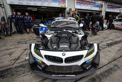 #19 Schubert Motorsport 宝马 Z4 GT3