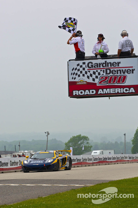 #6 K-PAX Racing 迈凯伦 12C GT3: 罗伯特·索恩
