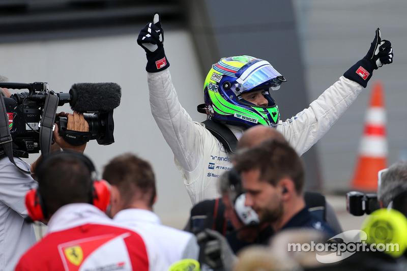 Felipe Massa, Williams F1 Takımı 21