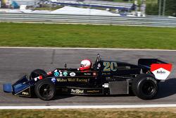 Hans Binder im Wolf-Williams FW05