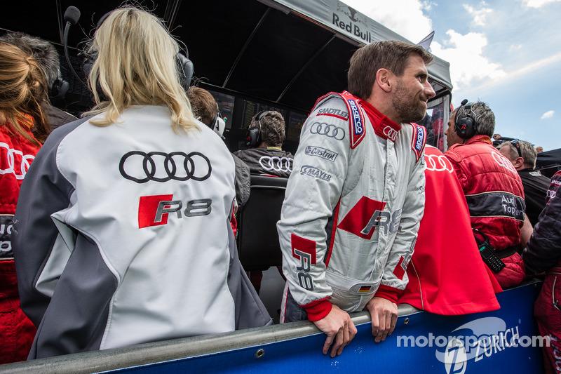 Christian Mamerow yarışın son turunda oldukça gergin
