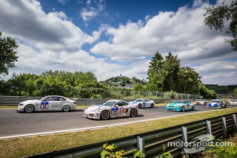 Via: #87 Bonk Motorsport BMW M3 GT4: Axel Burghardt, Michael Bonk, Jens Moetefindt, Andreas Möntmann